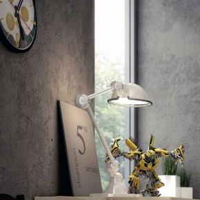 Modern Transparent Desk Lamp
