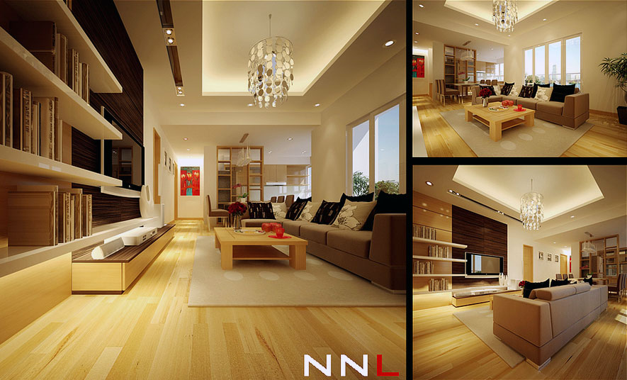 Top affordable luxury home interiors interior design for Neutral palette living room