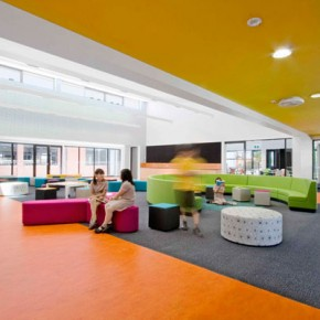 Interior Decorating Schools on Schools With A Splash Of Color   Interior Design   Home Design Ideas