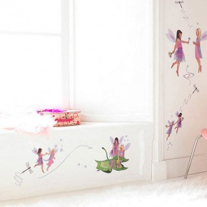 Sweet Fairy Wall Stickers Decor