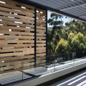Unique Second Floor Wall Terrace