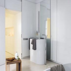Amazing White Small Bedroom Apartment Design