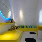Beatutiful Yellow Bed for Girls