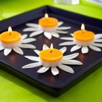 Beautiful Flameless Candles Valentine