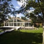 Beautiful Glass Fronted Villa Design