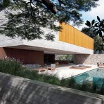 Beautiful House and Pool Design 2012