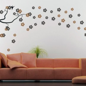 Beautiful Tree Blossom Decal Ideas