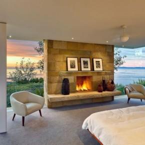 Bedroom Fireplace Mantels Design