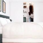 Black Headboard Bed Design