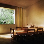 Chinese Zen Like Formal Dining Room for 7