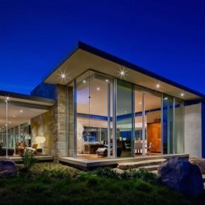 Cool Lighting Design Balcony
