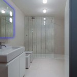 Cool White Wet Room Design Inspirations