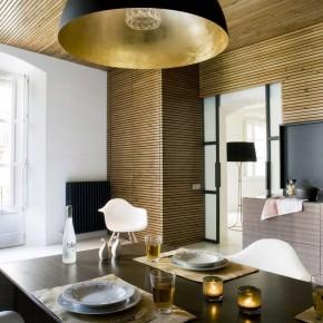 Dinning Room Hanging Lamp with Swarovski Crystals