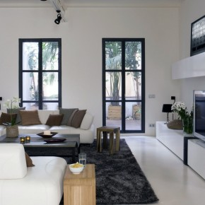 Minimalist Living Room Apartment Ideas