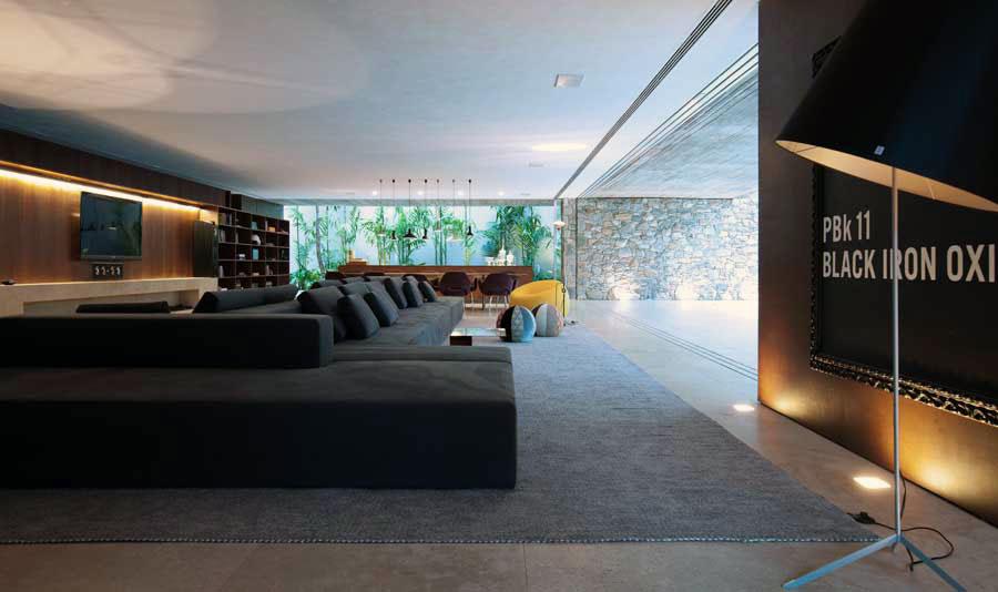 Modern Luxury Interior Brazilian House