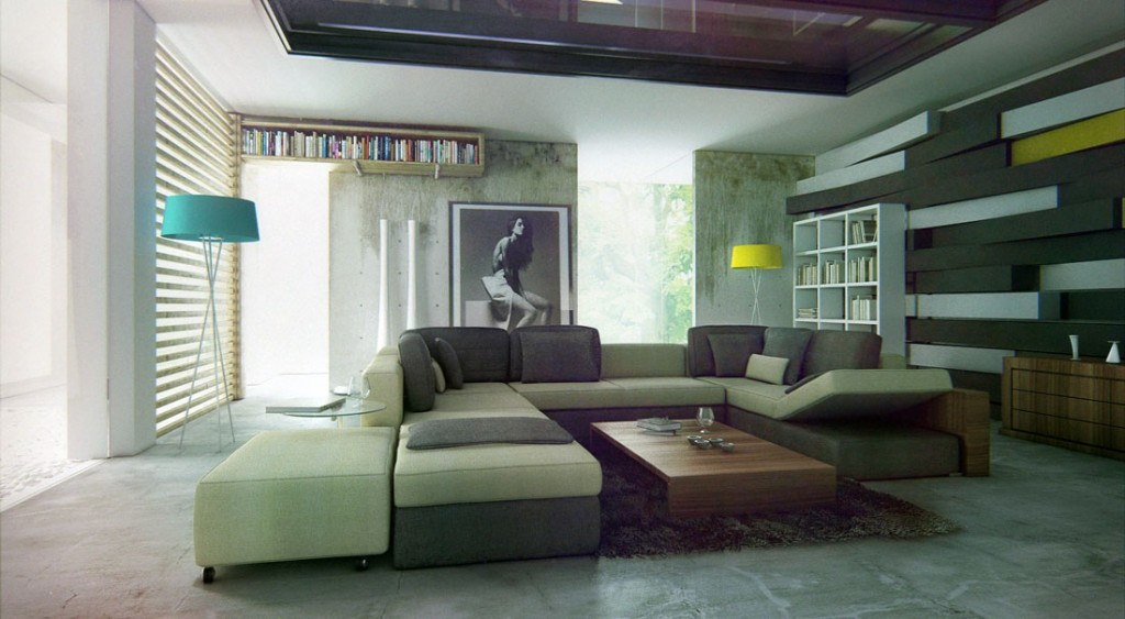 Sofa Design Living Room  Modern Sectional Sofa Design Living Room