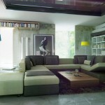 Modern Sectional Sofa Design Living Room