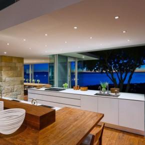 Modern Wooden Kitchen Counter Top
