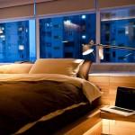 Romantic Wood Bedroom Design