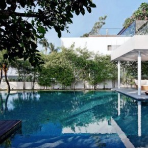 Sentosa Beach Side Pool Home Ideas