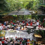 Fabulous Waterfalls Restaurant in River Design