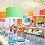 Beautiful Colorful Workspace Ideas