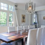 Beautiful Large Dining Table For Ten
