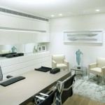 Bright Modern Work Space Design