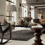 Classic Modern Living Room Interior