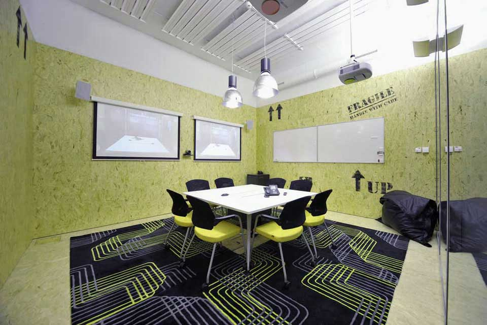 conference room like inside the box interior design ideas
