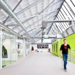 Creative High Energy Workspace Design