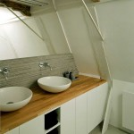 Creative Modern Wooden Sink Table Ideas