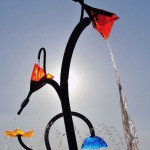 Creative Shower on Water Playground
