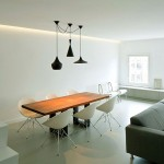 Dining Room for six in the Living Areas