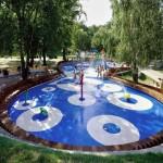 Eight Design Water Playground