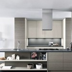 Light Grey Awesome Kitchen Design