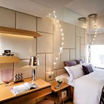 Luxury Bedroom Apartment with Wall Absorbers