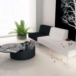 Contemporary Black & White Interior Inspirations