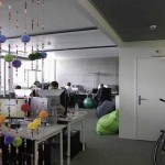 Modern Enjoyed Google Office Design