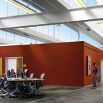 Modern Facebook Office Interior Design