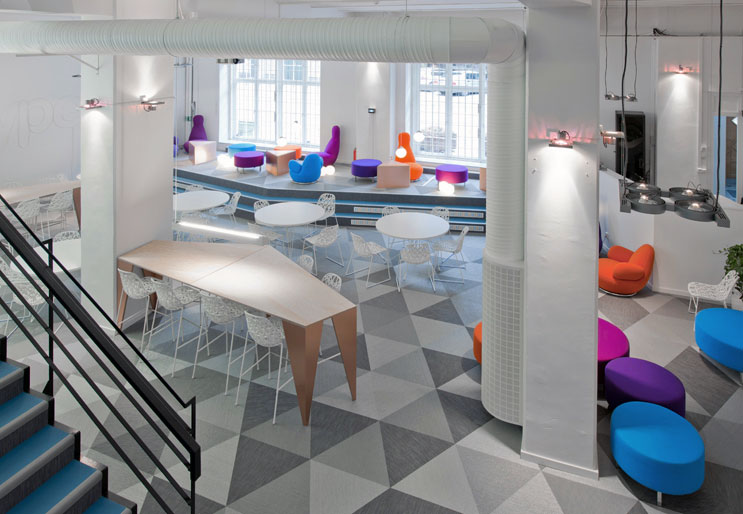 Modern Functional Office Space Design