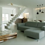 Modern Grey Sofa Apartment Ideas