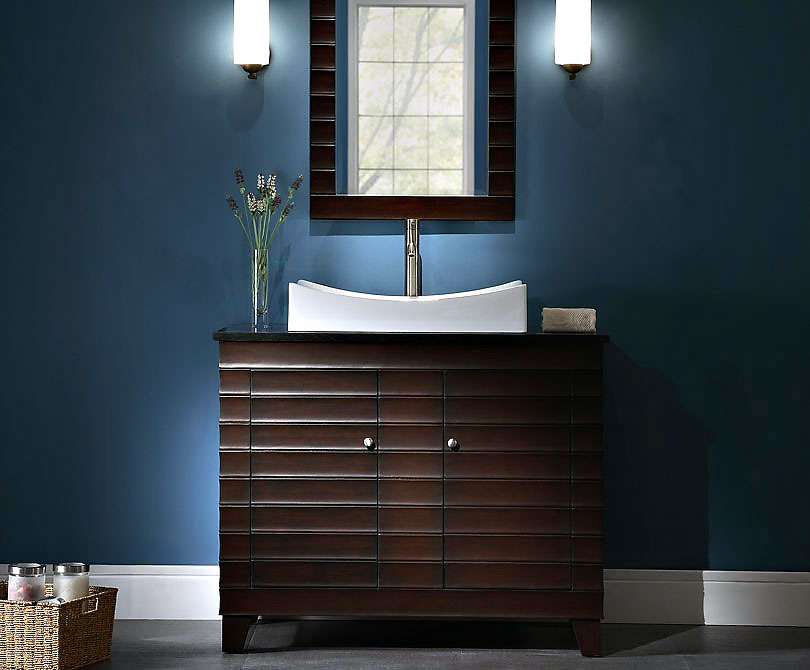 modern wooden sink cabinet design interior design ideas