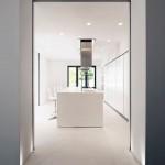 Modern and Luxury White Kitchen Central Island Ideas