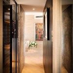 Small Modern Hallway Design Apartment