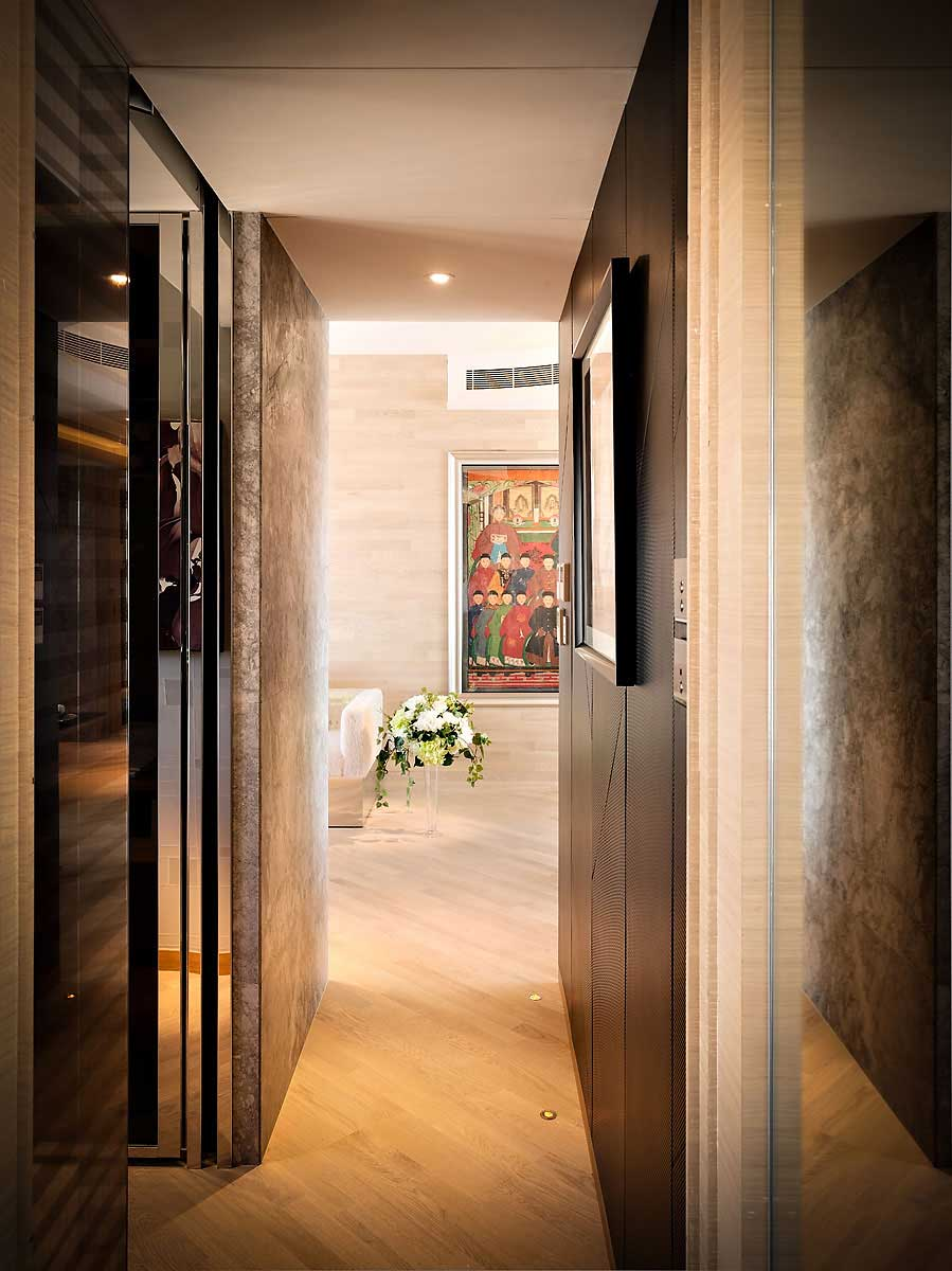 Luxury Residential Unit Design Inspiration