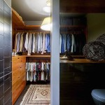 Small Walk in Closet Apartment Design