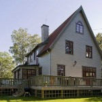 Turn of the Century House Sweden Design