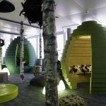 Cool and Awesome Photos of Google Zurich
