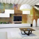 Brilliant White Loft Design Ideas
